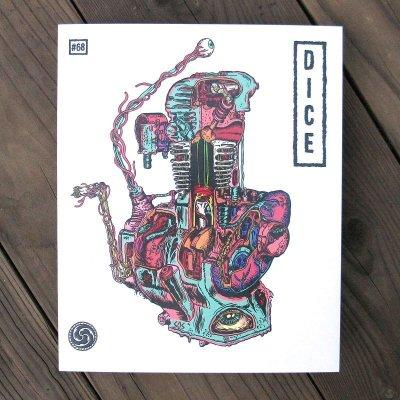 画像1: DicE MAGAZINE(ダイスマガジン)DicE Issue68(ダイス・イシュー68)