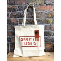 CYCLE ZOMBIES(サイクルゾンビーズ) SUPPORT LOCAL TOTO BAG(サポートローカル・トートバッグ)