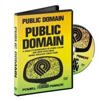 Powell Peralta Public Domain DVD (パウエルペラルタ パブリックドメインDVD)