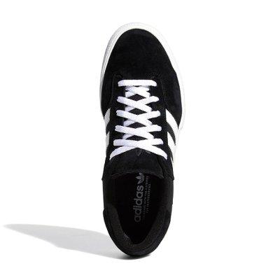 画像2: adidas Skateboarding(アディダススケートボーディング) MATCHBREAK SUPER BLACK/WHITE (SUEDE)