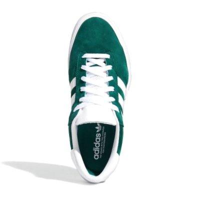 画像2: adidas Skateboarding(アディダススケートボーディング) MATCHBREAK SUPER CUSTMIZED/WHITE (SUEDE)
