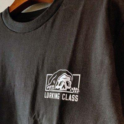 画像3: LURKING CLASS(ラーキングクラス) Rest In Piss 202BLACK S/S Tee