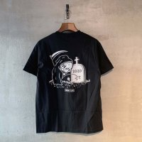 LURKING CLASS(ラーキングクラス) Rest In Piss 202BLACK S/S Tee