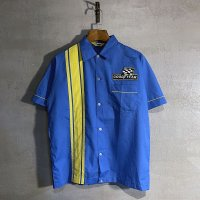 【Vintage】70s GOODYEAR OFFICIAL WORK S/S SHIRT Size : M