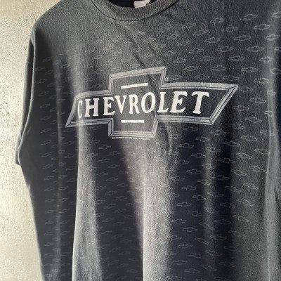 画像3: 【Vintage】CHEVROLET オフィシャル・ロゴTシャツ M相当